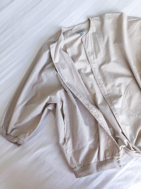 1980s Batwing Jacket