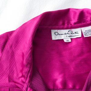 Vintage Oscar De La Renta Shirt